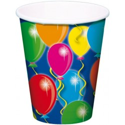 Beker Balloons 250ml