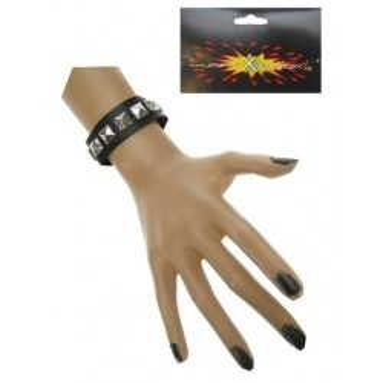Punk armband enkel