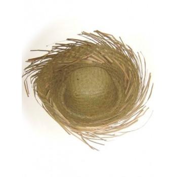 Strohoed rafel naturel