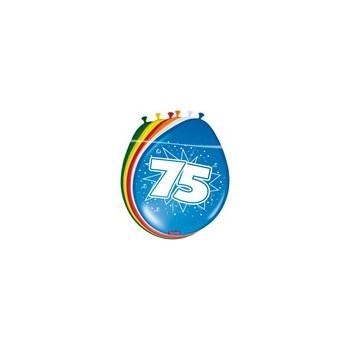 Ballonnen 75 jaar
