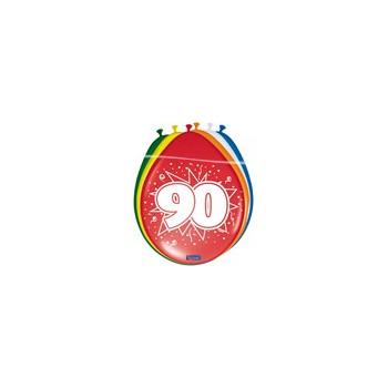 Ballonnen 90 jaar