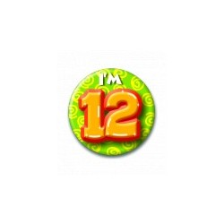 Button 12 jaar