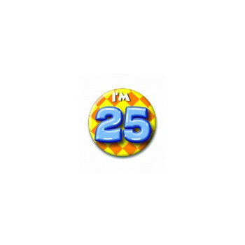 Button 25 jaar