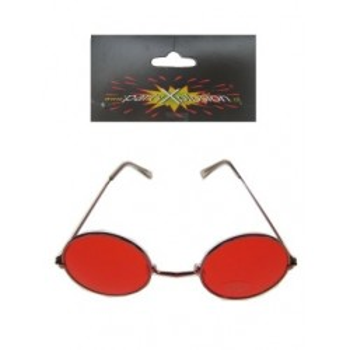 Uilebril rood glas