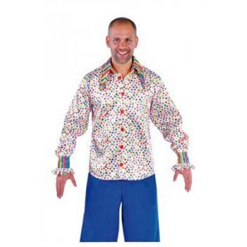 Confetti blouse