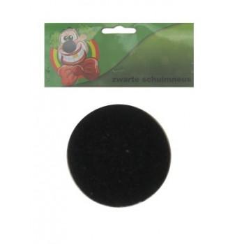 Schuimneus micky zwart per stuk in zb