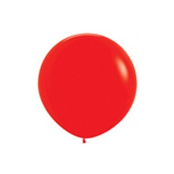 Grote ballon rood 36 inch