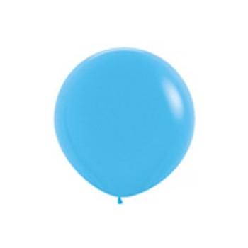 Grote ballon lichtblauw 36 inch