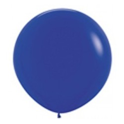 Grote ballon donkerblauw 36 inch