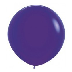 Grote ballon paars 36 inch