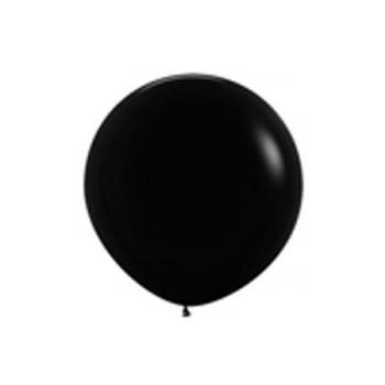 Grote ballon zwart 36 inch