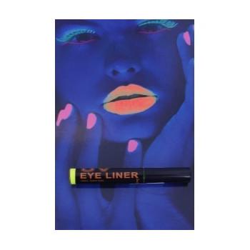 Eyeliner fluor geel