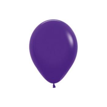 Ballon paars per stuk
