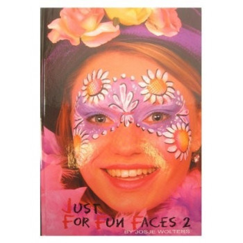 Schminkboek just for fun faces deel 2