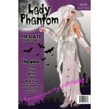 Spook kostuum dames