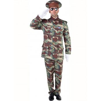 Officier camouflage pak
