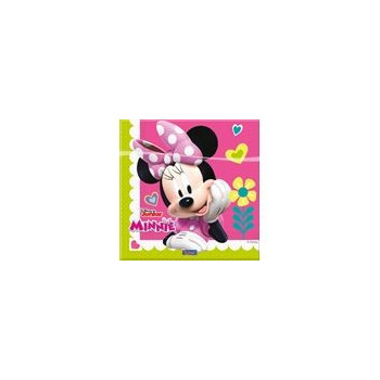 Minnie Mouse servetten