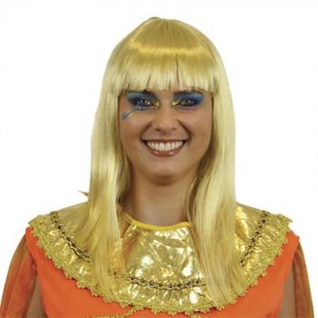 Cleopatra pruik blond