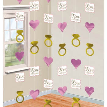 Hangdecoratie love