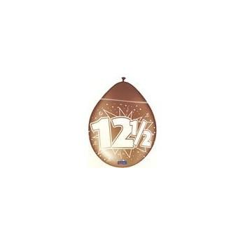 Ballonnen 12,5 jaar brons