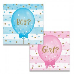 Servetten Gender Reveal