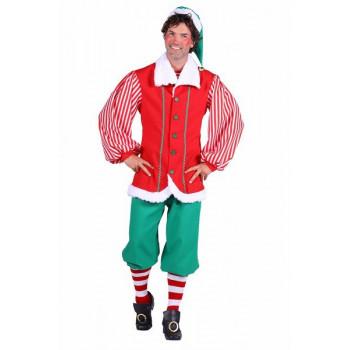 Elf heren, santa's helper