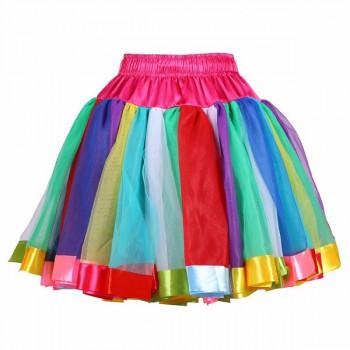 Petticoat luxe gekleurd