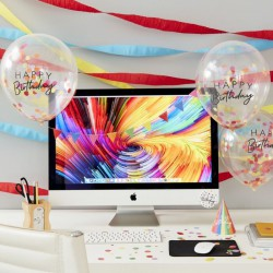 Bureau feestkit happy birthday