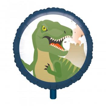 Folieballon dinosaurus rond