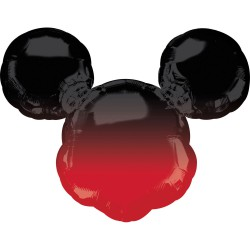 Folieballon Mickey Mouse ombre