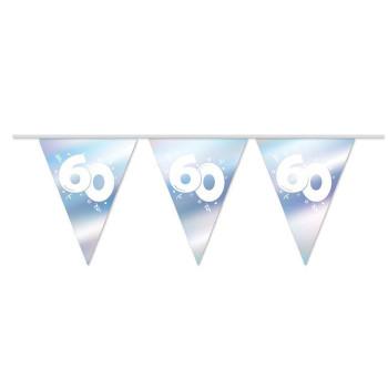 Vlaggenlijn diamant 60
